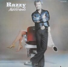 Razzy Bailey ‎– Makin' Friends LP  US VINYL / NM-