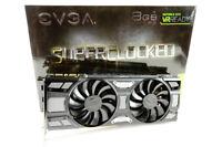 EVGA Geforce GTX 1070 8GB SC Black Edition Graphics Card w/ Original Box