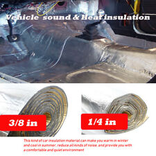 Thermal & Sound Deadening Vehicle Heat proof Material Resistance Noise control
