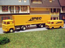 Konvolut Ipec Scania 111 Sattelzug + VW LT 28 Transporter 1:87 H0 WIKING K441