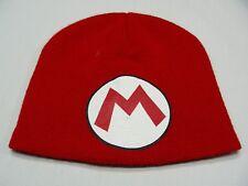 SUPER MARIO BROS - ONE SIZE STOCKING CAP BEANIE HAT!