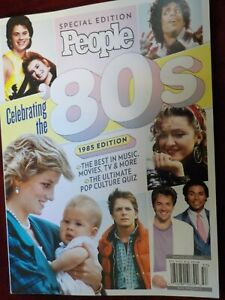 PEOPLE SPECIAL EDITION CELEBRATING THE 80'S BRAND NEW