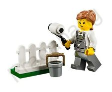 LEGO 60134 City Fun In The Park Female Painter & Fence Only (from 60134)
