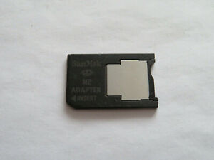 SanDisk M2 Adapter For Memory Stick PRO DUO PSP SONY GO Phone & Camcorder