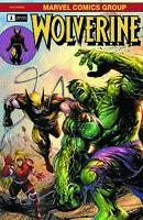 Wolverine 1 Marvel 2020 Tyler Kirkham Incredible Hulk 181 Homage Trade Variant
