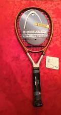 New Rare Head Ti. S8 120 head 4 3/8 grip Tennis Racquet