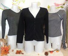 """Lot vêtements occasion femme - Gilet """" Etam """", Haut, Pull """" Mim """" - T : 38"""