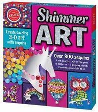 SHIMMER ART - KLUTZ (COR) - NEW BOOK