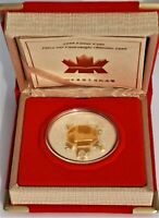 1999 CANADA LUNAR YEAR OF RABBIT 24 KT GOLD & SILVER $15 PROOF CANADIAN COIN COA