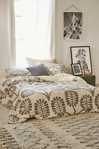 New Urban Outfitters Holli Zollinger For DENY Thistle Duvet Cover Twin XL $128