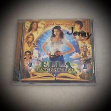 Ella Enchanted [Original Soundtrack] April 2004, VERY GOOD CONDITION!
