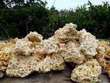New listing 90 lbs Med/Lrg Dry Reef Base Rock, Lightweight, Porous, Great for Aquariums Live