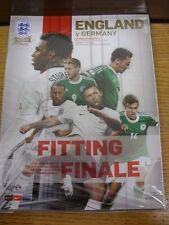 19/11/2013 Inghilterra V Germania [ at Wembley ]. grazie per la visualizzazione di questa voce, acquistare WI