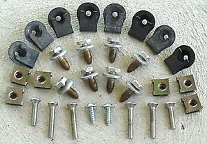 MOPAR Grill Hardware Kit 1968-69 PLYMOUTH SATELLITE Road Runner B-BODY- NEW