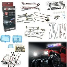 GT. Power TRX 4 LED Light System for RC Traxxas Rock Crawler Defender