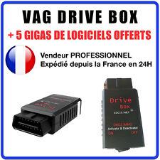 Interface Anti-Démarrage VAG DRIVE BOX - Bosch EDC15 et ME7- IMMO - COM VAG