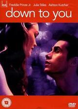 Down To You (DVD / Freddie Prinze Jnr / Julia Styles 2000)