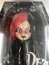 Mezco Living Dead Dolls Presents Vesper 2018 Halloween Red/black