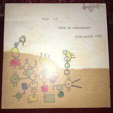 Four Tet CD Live In Copenhagen 30th March 2004 Denmark Rare OOP EP LP Slipcase