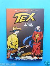 comics tex 20 collezione storica a colori il figlio del fuoco fumetti repubblica