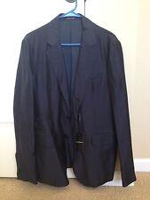 Armani Blazer Jacket Size M 50 IT New Made in Italy