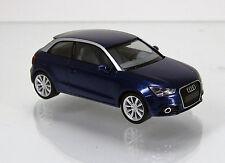 Herpa 034319 Audi A 1 ®  Blau Metallic  08/2012