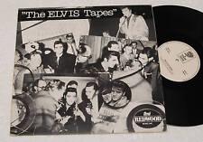 ELVIS PRESLEY:LP-ELVIS TAPES-ORIGINAL MEGA RARE