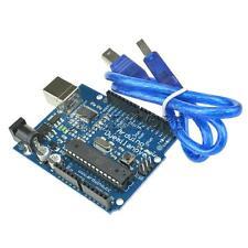 Duemilanove USB Board 2009 ATMega328P-PU Microcontroller Compatible Arduino New