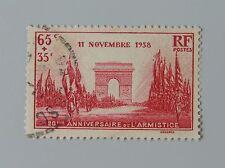 France 1938 403 YT 403 oblitéré cote 4.50 euros