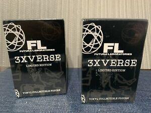 FUTURA  Laboratories  3XVERSE       2    Blind Boxes