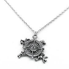 Colgante Collar Juego De Tronos Compass Song De Hielo