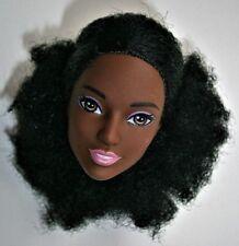 Barbie mattel camping Fun Doll made to move Head cabeza a. fashion colección konvult