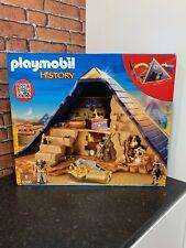 Playmobil 5386 Egypte Pharaons pyramide avec de nombreux cachés tombes et pièges