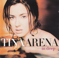 Tina Arena CD In Deep - Austria