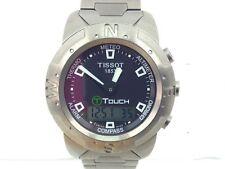 reloj tissot touch titanium SKR-HA-19948 (caja original y garantia 1 año)