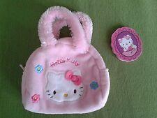 Borsa bambina Hello Kitty + Omaggio  Originale Gadget Idea Regalo da Collezione