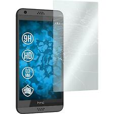 3 x HTC Desire 630 Protection Film Tempered Glass clear