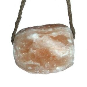 6 Salzlecksteine je 3 kg für Tiere aus dem sog. Himalaya Salz