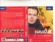 Havana-Lonely Planet Six Degrees-2004-Travel Cuba City-DVD