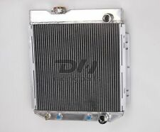 3 Row Aluminum Radiator For 1963-1966 Ford Mustang/Falcon Mercury Comet AT/MT V8