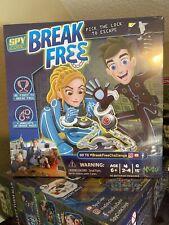 Yulu Spy Code Break Free Board Game 2-4 player Family Game SEALED! Free Shipping