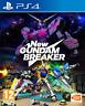 Videogioco PS4 New Gundam Breaker Nuovo Italiano Originale Sony PlayStation 4