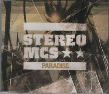 STEREO MCs Paradise  5 TRACK CD NEW - NOT SEALED
