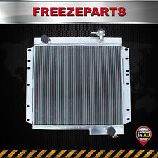 Aluminum Radiator For Toyota Landcruiser Land Cruiser FJ40 FJ45 Petrol GAS MT