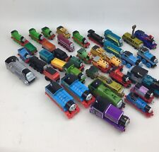 Huge Lot Of Thomas The TrainMotorized Diecast Magnetic Engines & Train Cars