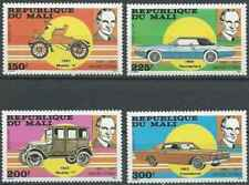 Timbres Voitures Mali 542/5 ** (32467H) - cote : 11 €