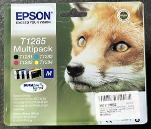 Epson T1285 Multipack Fox Ink Cartridge