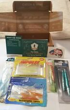 Saltwater Mystery Tackle Box Fishing Care Package Assorted Lures Fishing Kit