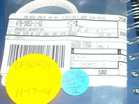 AVX 06031C103KAT2A Capacitor Ceramic 10000PF 100V X7R 0603 New Lot Quantity-100