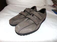 Classic Retro Prada Mens Leopard Leather Vel Strap Sneaker Shoe 10 / Us 11 T